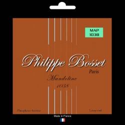 Mandoline set  Phosphorus-bronze Light