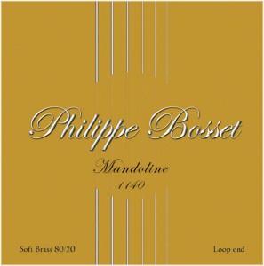 Mandoline soft brass 80/20