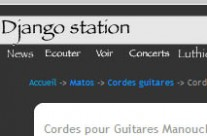 Django station ( France )