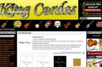 King cordes ( France )
