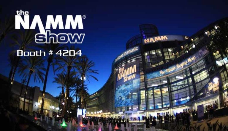 The Namm show 2020 :: January 16h – 19th :: Anaheim CA