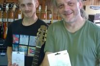 Christophe et Dorian Altwies