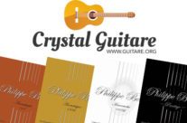 Crystal guitare